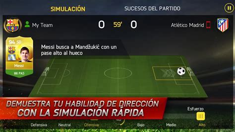 tutorial fifa 15 ut android fifa 15 ultimate team ya disponible el androide libre
