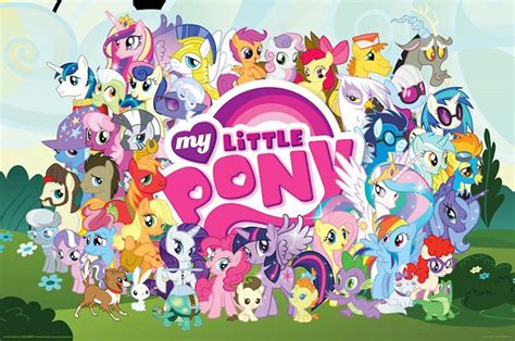 film kartun my little pony my little pony coming to theaters 2017 animation magazine