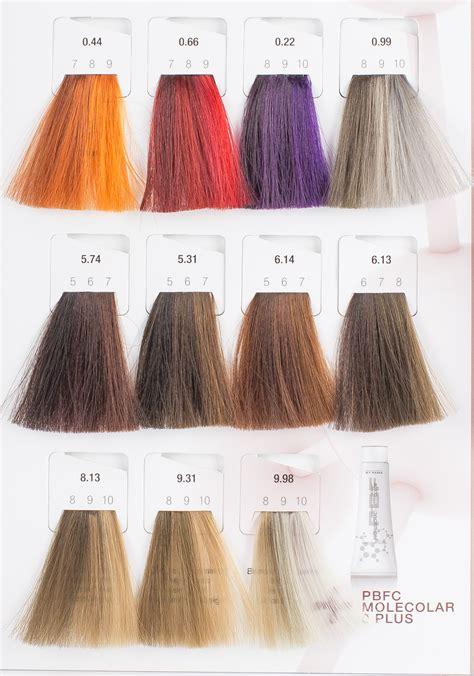 matrix farbe plave boje za kosu pbf molecolar color 180 ml herba market