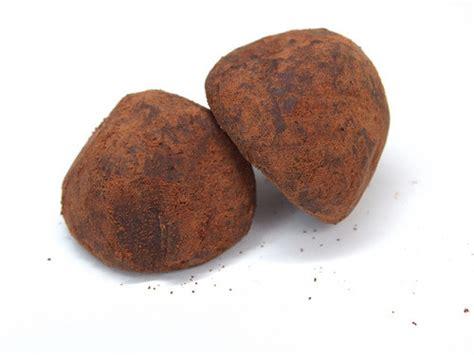 recette no 235 l truffes au chocolat bio le pur cafe