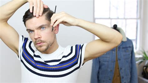 Hair Style Wax by How To Use Hair Wax For Himself