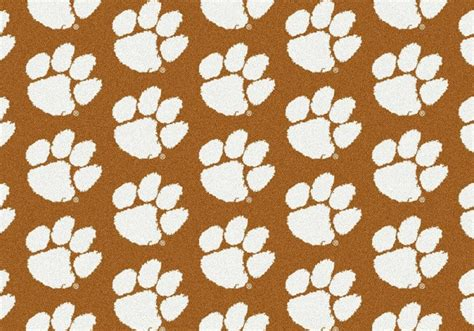 Clemson Rug by Clemson Tigers Area Rug Ncaa Tigers Area Rugs