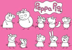 peppa pig coloring download free vector art stock graphics amp images