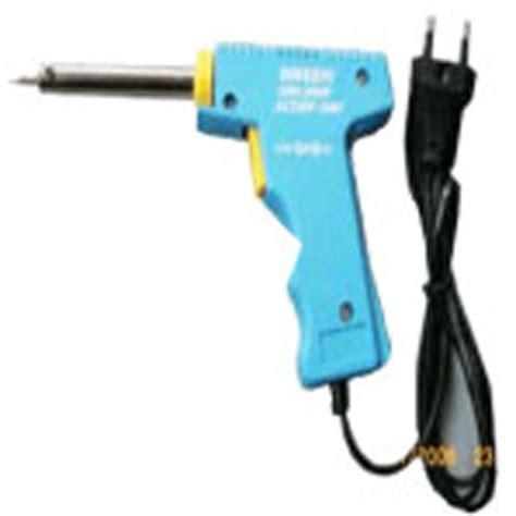 Solder 40 Watt Merk Hanaya Murah solder listrik tembak quot cyber quot solder merupakan perlengkapan alat listrik yang paling banyak