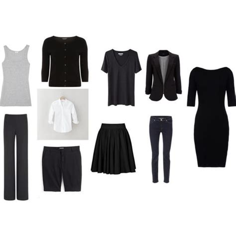25 b 228 sta deep autumn id 233 erna p 229 pinterest black and white capsule wardrobe 2033 best images about