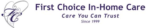choice in home care caregiver