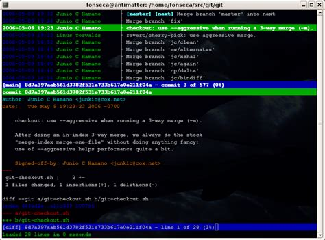 git tutorial terminal useful ncurses tools 187 gpio kaltpost de