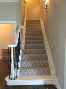 Light Blue And Gray Bedroom - stair divine picture of staircase decoration using light blue gray staircase wall paint
