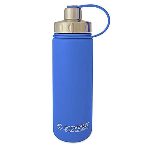 bed bath and beyond boulder eco vessel 174 boulder insulated stainless steel water bottle