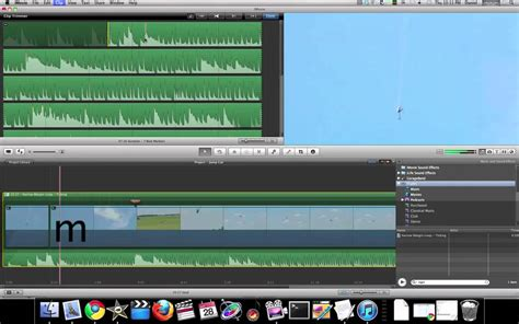 imovie tutorial quick imovie 11 tutorial jump cut at beat markers quick and