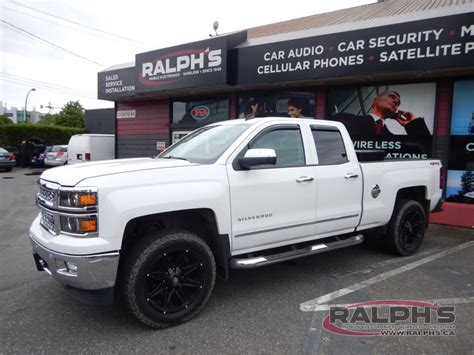 On Our Radar Rafe Teams Up With Chevrolet by 2014 Chevrolet Silverado Unit Replacement Alpine