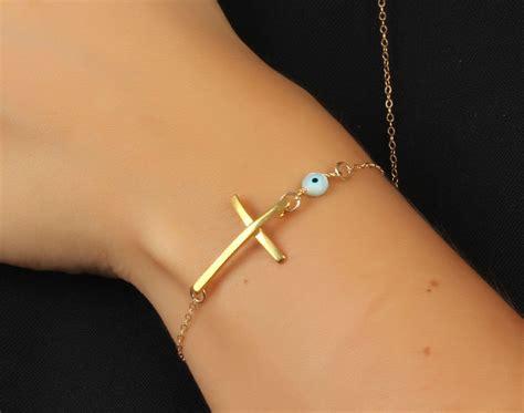sideways cross charms for jewelry 19 bracelet jewelry designs ideas design trends