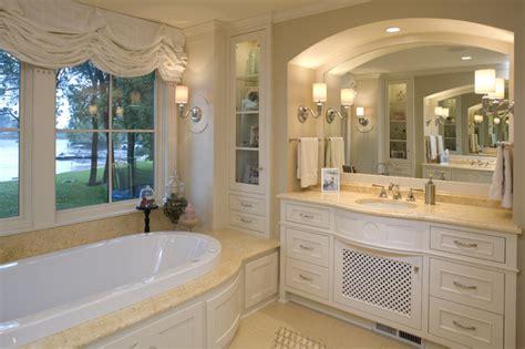 traditional master bathrooms master bath