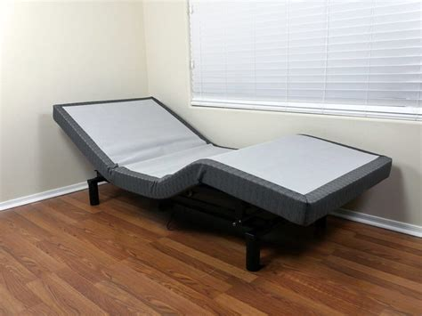 lineal adjustable bed review sleepopolis