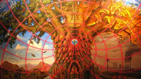 alex grey wallpaper hd alex grey tree of life wallpaper