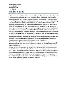 Environment Of School Essay by Essay Of Environment The Oscillation Band