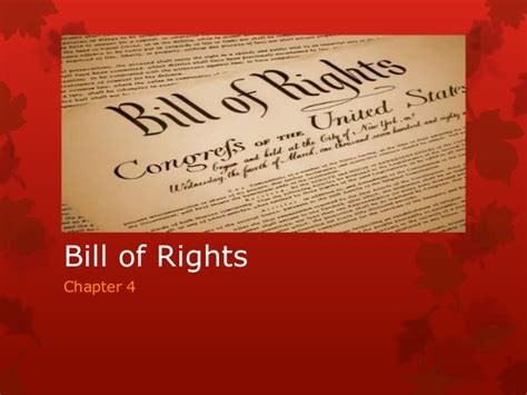 bill of rights section 21 bill of rights