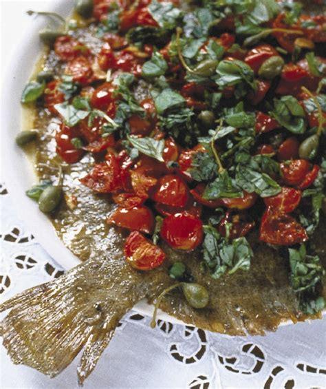 ricette per cucinare il rombo ricetta rombo al forno