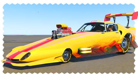 Luftwiderstand Auto by Drag Car 2000 Mph Challenge Gta 5 Car Mods