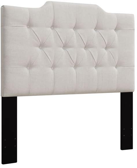 King Linen Headboard by Linen King Cal King Upholstered Panel Headboard Ds D014