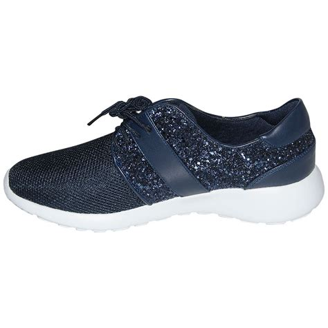 sparkle sneakers womens sequin sports sparkle running sneakers
