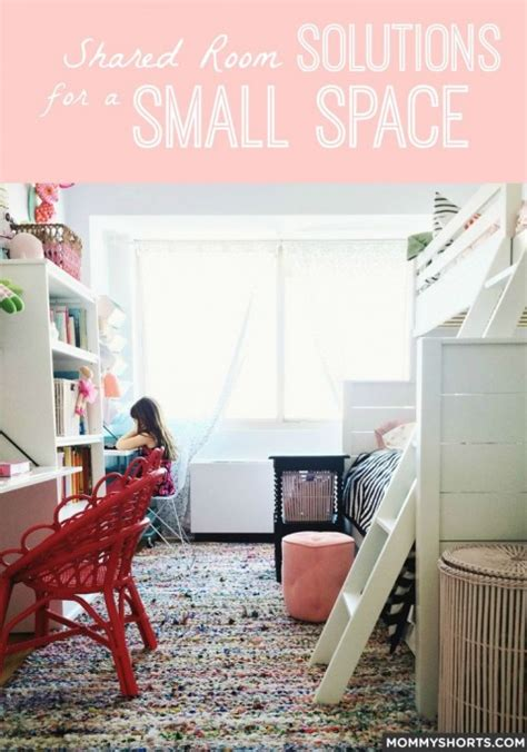 brother sister share bed the ultimate small shared bedroom for two growing girls