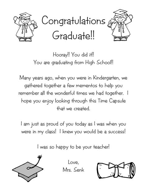 Kindergarten Transfer Letter 62 best kindergarten graduation images on