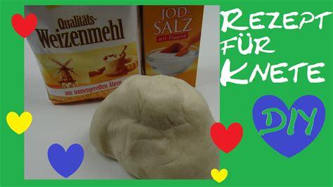Knete Selber Machen Rezept by Diy Knete Selber Machen Einfaches Rezept F 252 R Salzteig