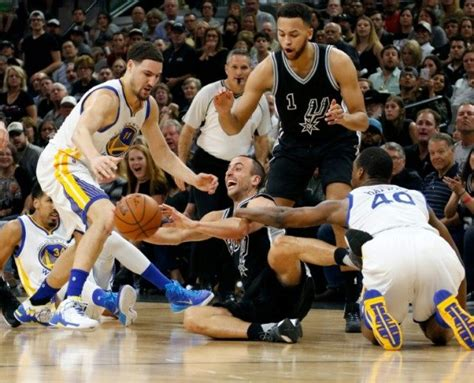 warriors tie record with 72nd win end spurs home streak