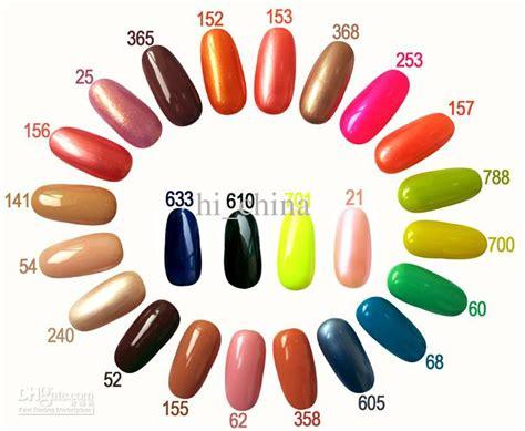gel nail polishes specs price release date redesign