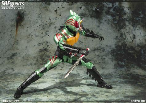 Shfiguarts Kamen Rider Amazons Omega official press images of s h figuarts kamen rider amazons omega released 171 pop critica