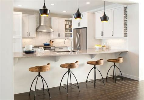 Designer Kitchen Bar Stools 60 Great Bar Stool Ideas How To The Design