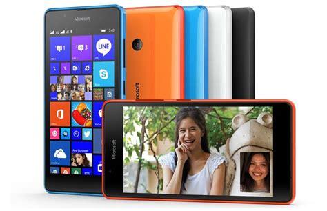 Dan Gambar Microsoft Lumia microsoft memperkenalkan lumia 540 dengan sokongan dwi sim