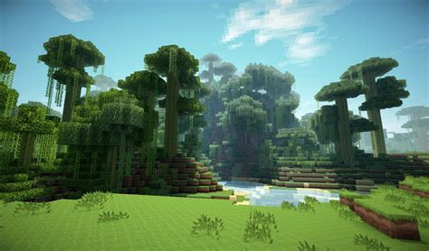 forest render minecraft forest render 1 by juancin1 on deviantart