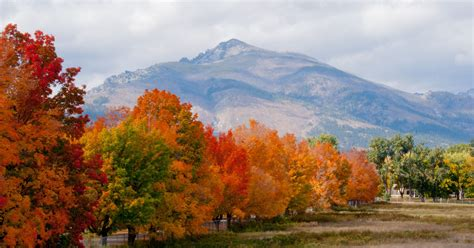 in fall 10 great places for fall foliage