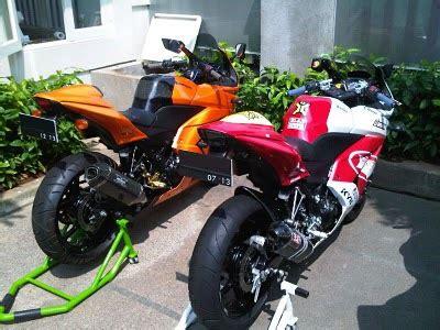 Velg Belakang Delkevic Original 5 0in Kawasaki 250cc cara modifikasi motor modif