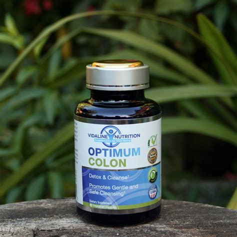 Optimum Health Detox And Cleanse Reviews by Optimum Colon Detox And Cleanse Vidaline Nutrition Inc