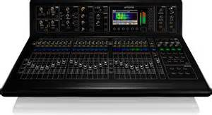 Wireless Lights Midas M32 Digital Mixing Console Samash
