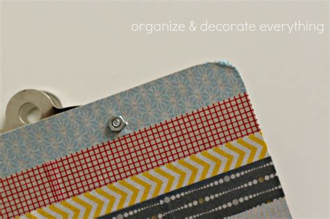 you have to see washi tape clipboard on craftsy washi tape clipboard organize and decorate everything
