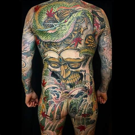 yakuza head tattoo true japanese yakuza tattoo best tattoo ideas gallery