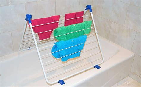 bathtub clothes drying rack select an indoor clothes drying rack