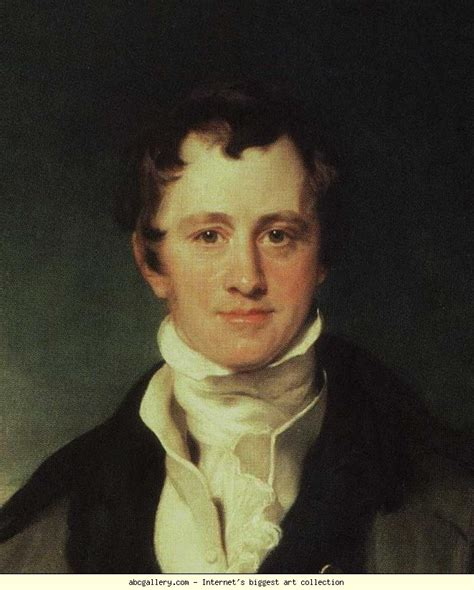 Davy L by Sir Sir Humphry Davy 1778 1829 Detail