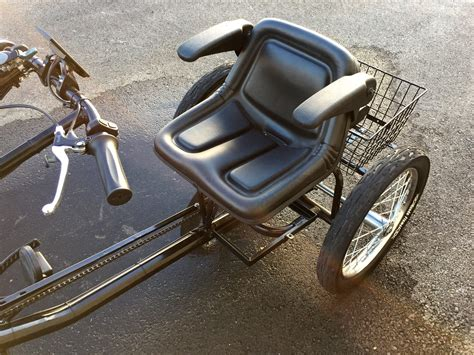 trike with back seat worksman cycles pav3 stretch electric trike review
