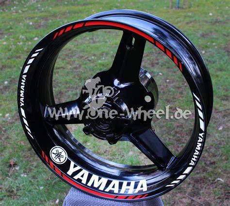 Motorrad Felgenaufkleber Yamaha felgenaufkleber wheelsticker quot yamaha quot startseite
