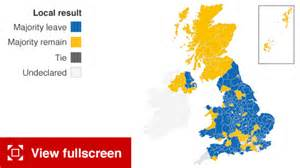 map uk remain leave indyref 2 0 will be a different caign rbnc