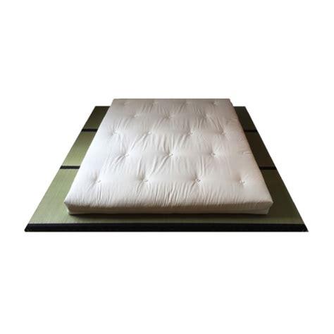 futon tatami composition standard