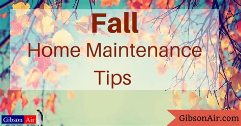 fall home maintenance tips for las vegas homeowners