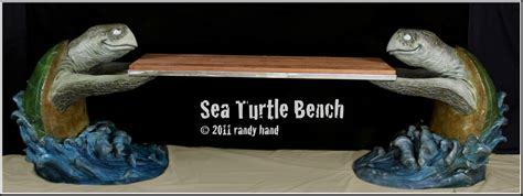 turtle bench sea turtle bench other shot by randyhand on deviantart