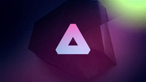 full hd wallpaper triangle polygon violet composition