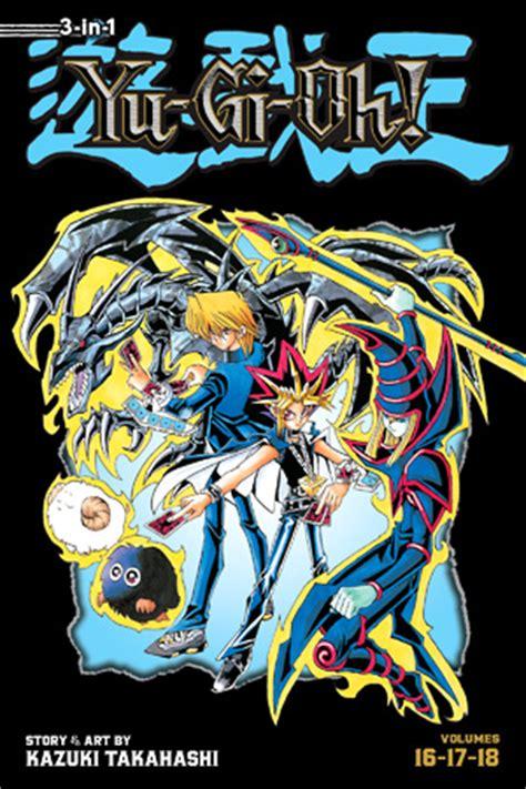 Shonen Jump Komik One Vol 29 viz see yu gi oh 3 in 1 edition vol 6